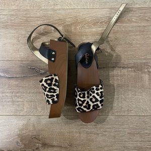 Sam Edelman shoes - size 9 1/2 platform shoes
